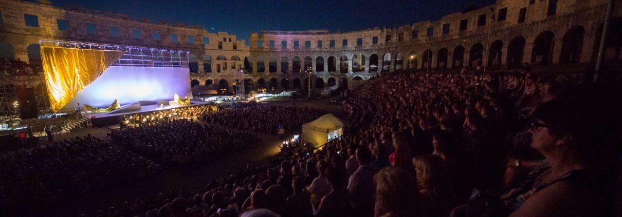 Ljetna klasika Arena Pula